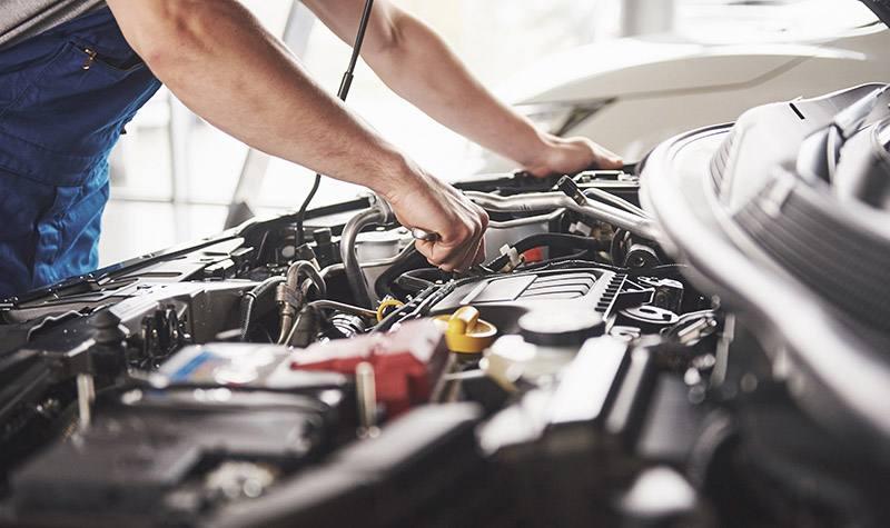 service on engine